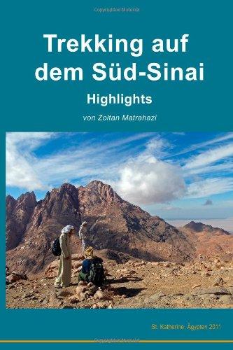 Trekking Auf Dem S D-Sinai