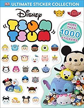 Ultimate Sticker Collection: Disney Tsum Tsum (DK Ultimate Sticker Collections)