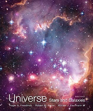 Universe: Stars and Galaxies 9781464135279