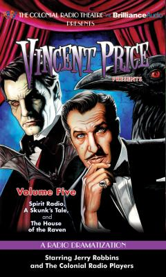 Vincent Price Presents - Volume Five: Three Radio Dramatizations 9781469208657