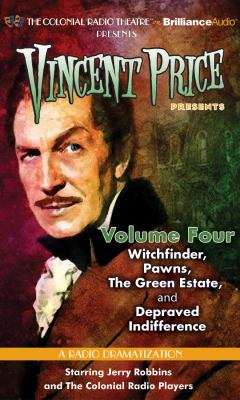 Vincent Price Presents, Volume 4 9781469208664
