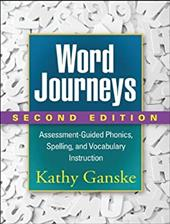 Word Journeys: Assessment-Guided Phonics, Spelling and Vocabulary Instruction 21212284