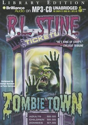 Zombie Town 9781469242071