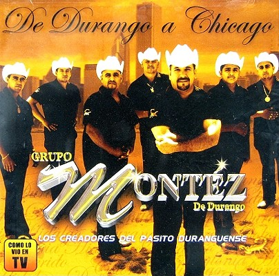 de Durango a Chicago 0801472408826