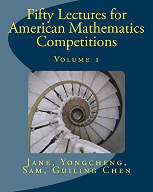 Fifty Lectures for American Mathematics Competitions: Volume 1