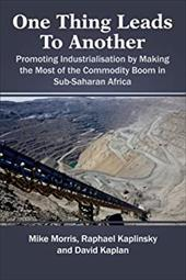 One Thing Leads to Another: Promoting Industrialisation by Making the Most of the Commodity Boom in Sub-Saharan Africa 20088030