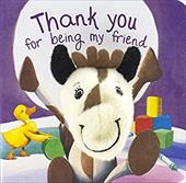 Thank You for Being My Friend (Finger Puppets) 23148257