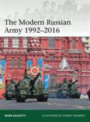 The Modern Russian Army 19922016 (Elite)