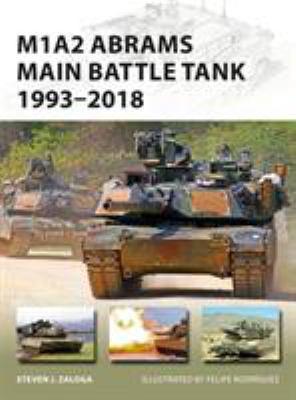 M1A2 Abrams Main Battle Tank 19932018 (New Vanguard)