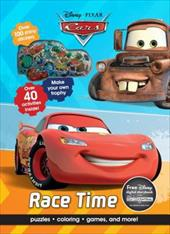 ISBN 9781474821162 product image for Race Time (Disney Pixar Cars and Planes) | upcitemdb.com