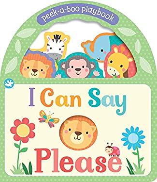 I Can Say Please: Peek-a-boo Playbook
