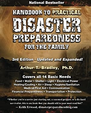 Handbook to Practical Disaster Preparedness for the Family 9781475136531