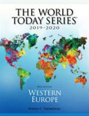 Western Europe 2019-2020 (World Today (Stryker))