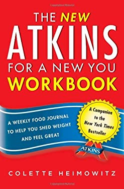 New Atkins for a New You Workbook 9781476715575