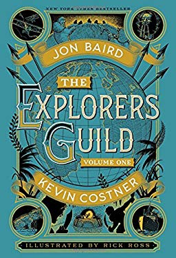 The Explorers Guild: Volume One: A Passage to Shambhala