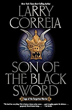 Son of the Black Sword (Saga of the Forgotten Warrior)