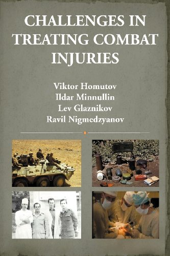 Challenges in Treating Combat Injuries 9781477111246