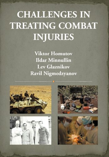 Challenges in Treating Combat Injuries 9781477111253