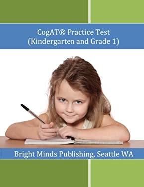 Cogat Practice Test (Kindergarten and Grade 1) 9781477506455
