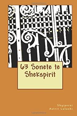 63 Sonete Te Shekspirit 9781478357438