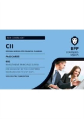 CII Investment Principles and Risk: Passcards 9781472704924