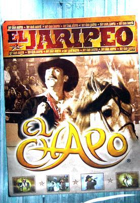 DVD- El Jaripeo