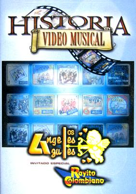 DVD-Historia Video Musical