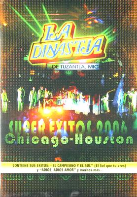 DVD Super Exitos 2006