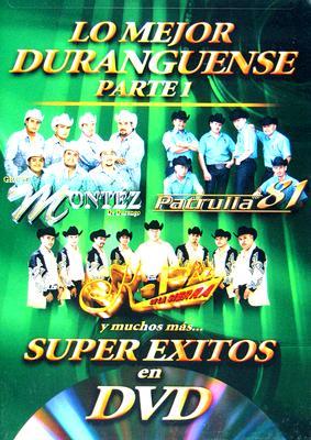 DVD Super Exitos En DVD - Dura