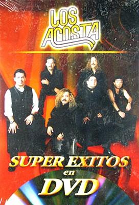 DVD-Super Exitos En DVD
