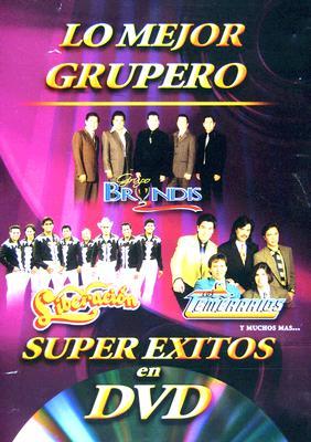 DVD-Super Exitos En Grupero
