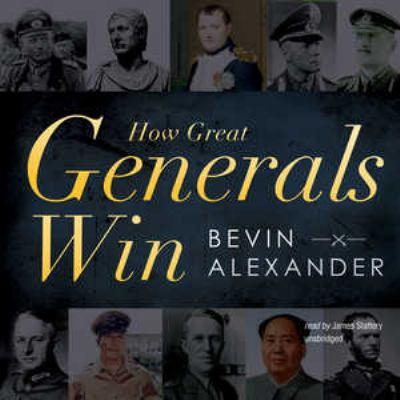 How Great Generals Win 9781470811716