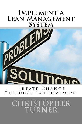 Implement a Lean Management System