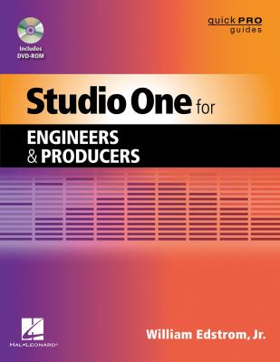 Studio One for Engineers and Producers 9781476806020