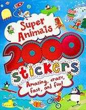 Super Animals 2000 Stickers 22172160