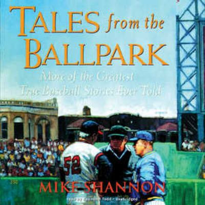 Tales from the Ballpark 9781470846947