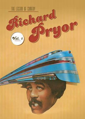 The Legend of Comedy: Richard Pryor, Vol. 1 9781470825768