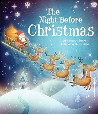 The Night Before Christmas (Picture Story Book) 9781472319586