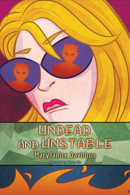 Undead and Unstable Unabridged 1 Disk From Recorded Books 9781470304935