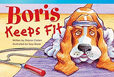 Boris Keeps Fit (library bound) (Read! Explore! Imagine! Fiction Readers)