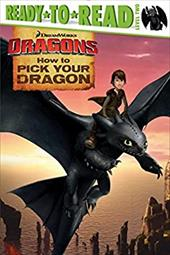 How to Pick Your Dragon (How to Train Your Dragon TV) 22462517