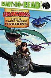 How to Raise Three Dragons (How to Train Your Dragon TV) 23426426