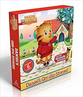 Daniel's Grr-ific Stories! (Comes with a tigertastic growth chart!): Welcome to the Neighborhood!; Daniel Goes to School; Goodnigh 23422266