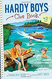 Water-Ski Wipeout (Hardy Boys Clue Book) 23211979