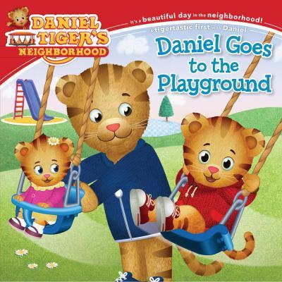 Daniel Goes to the Playground (Daniel Tiger's Neighborhood)