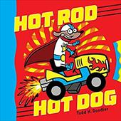 Hot Rod Hot Dog 23189124