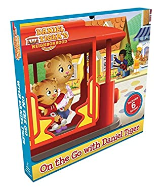 On the Go with Daniel Tiger!: You Are Special, Daniel Tiger!; Daniel Goes to the Playground; Daniel Tries a New Food; Daniel's First Fireworks; ... Ne