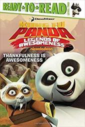 Thankfulness Is Awesomeness (Kung Fu Panda TV) 23148269
