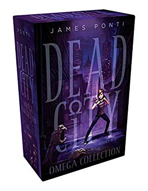 Dead City Omega Collection Books 1-3: Dead City; Blue Moon; Dark Days