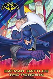 Batman Battles the Penguin 23634749